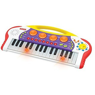 Fisher Price Music Teaching Keys Keyboard