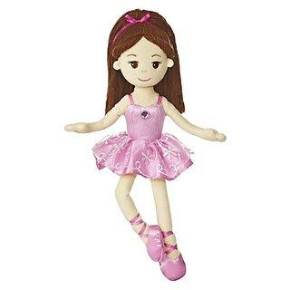 Aurora World Brunette Ballerina 14.5
