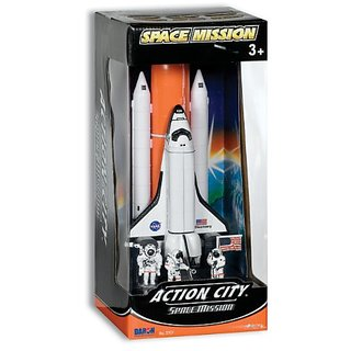 Space Mission Shuttle full Stack
