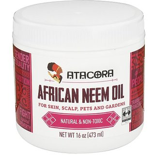 Atacora Fair Trade African Neem Oil, 16 Oz.