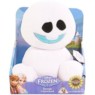 Disney Frozen Fever Chatterback Small Tooth Plush