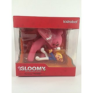 GLOOMY The Naughty Grizzly - Version POUND vinyl figure