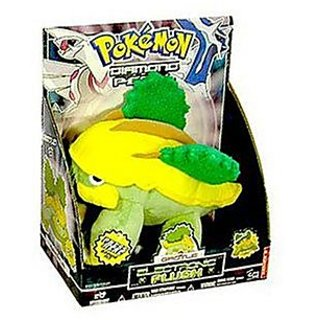 Pokemon Diamond & Pearl Large Grotle Electronic Plush with Sound [Toy]