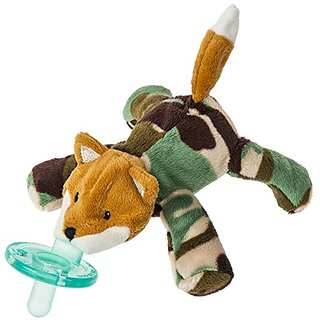Mary Meyer Wubbanub Little Camo Fox Pacifier