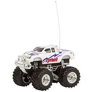 HQ RC Mini Off-Road Truck, White