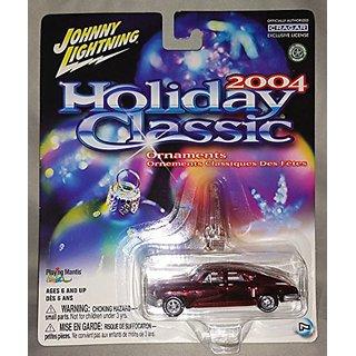 Johnny Lightning 2004 - Holiday Classic Ornament #7 - 48 Tucker Torpedo