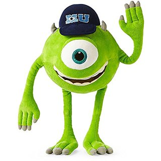 Monsters University Mike Wazowski Plush Large 18