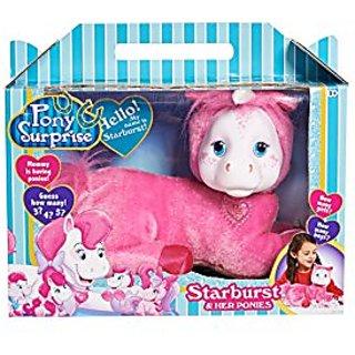 JUSUB Pony Surprise Plush, Starburst Unicorn