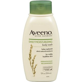 Aveeno Daily Moisturizing Body Wash, 12 Ounce
