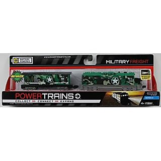 Power Train Motorized Train Engine Set Wave 2 - Military Freight