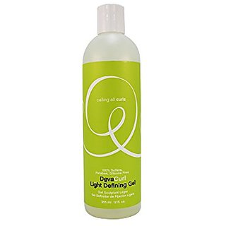 DevaCurl Light Defining Gel, 12 Ounce