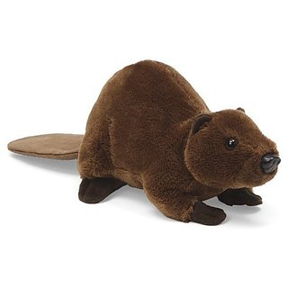 Beaver Beanbag 7