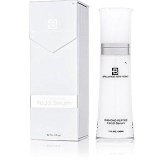 Brilliance New York White Diamond Facial Serum 1 OZ/ 30 ML