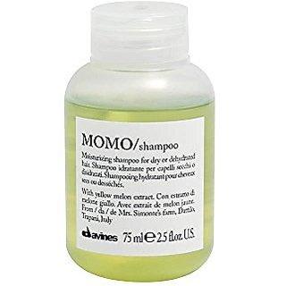 Davines Momo Shampoo with Yellow Melon Extract 75 Ml