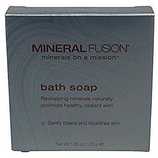 Mineral Fusion Bath Soap Lot of 20 Each 1.25oz Bars Total of 25oz