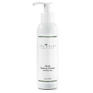 Gentle Facial Cleanser With Aloe Vera For All Skin Types