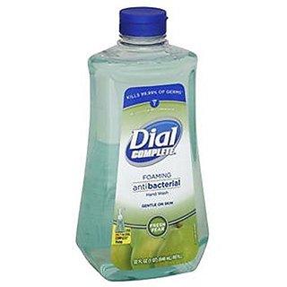 Dial Complete Hand Wash Refill (Pear) 32 FL OZ(1QT)