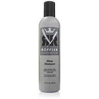 Roffler Silver Shampoo 10.1oz - Roffler Hair Products - Roffler Shampoo