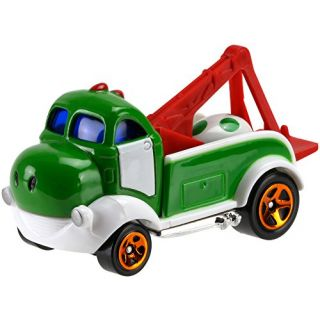 Hot Wheels Hot Wheels Mario Bros. Yoshi Car Vehicle