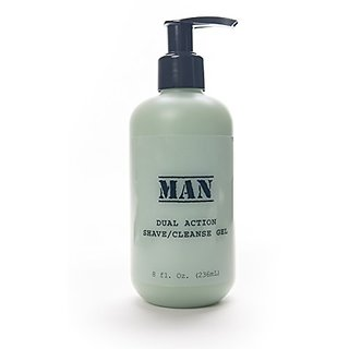 Dual Action Shave/Cleanse Gel