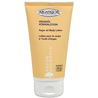 ArgandOr Argan Oil Body Lotion - Dry Skin, Moisturizing, Healing 5oz lotion