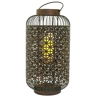 Flipo Pacific Accents Martinique Lantern, Copper