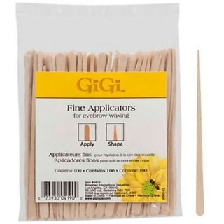 Gigi Fine Applicators, 100 Count