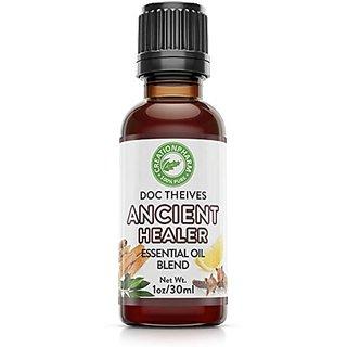 Creation Pharm Original Doc T Appalachian Recipe - Ancient Healer Essential Oil Synergy Blend 30ml