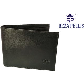 GENTS WALLET BLK SA07