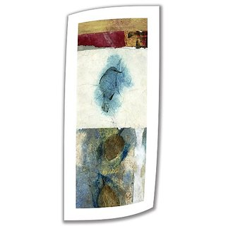 Art Wall Bird Nature 24 by 8-Inch Unwrapped Canvas Art by Elena Ray with 2-Inch Accent Border