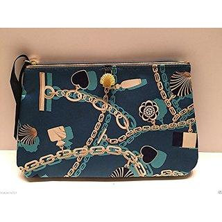 Estee Lauder Very Beautiful Purple Cosmetics Travel Bag, Super Cute!