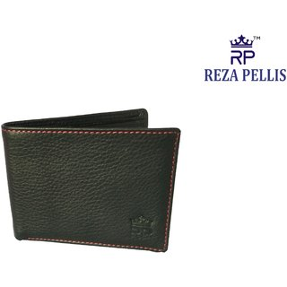 GENTS WALLET BLK ND02