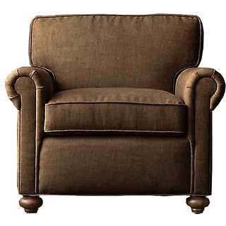 Gioteak Ethens 1 seater sofa  brown color