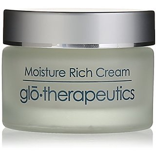 Glo Therapeutics Moisture Rich Cream, 1.7 Fluid Ounce