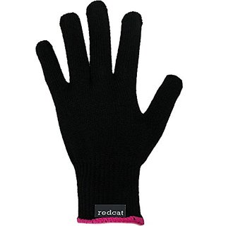 Redcat High Heat Resistant Glove for Hair Styling, Curling, Flat Iron and Curling Wand - One Size Fits Most - Left or Ri