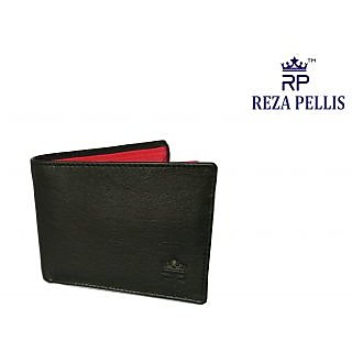 GENTS WALLET BLKRED NYR04