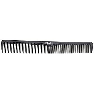 Diane Styling Comb, Bone/Black, 12 Count