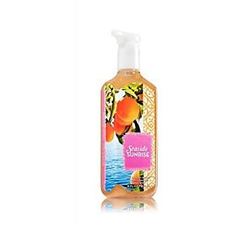 Bath & Body Works Deep Cleansing Hand Soap Seaside Sunrise