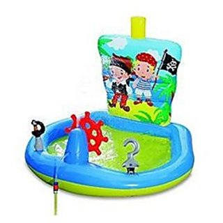 Pirate Ship Play Center Inflatable