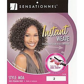 Sensationnel Half Wig Instant Weave - MOA (DX2733)