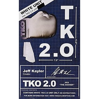 MMS TKO 2.0 Gimmick only White by Jeff Kaylor - Trick
