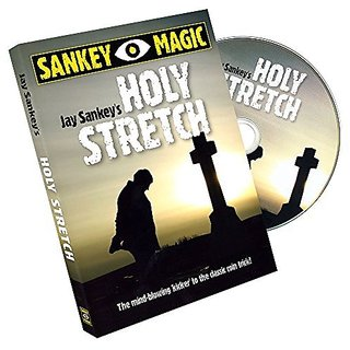 MMS Holy Stretch (With DVD) by Jay Sankey - Trick
