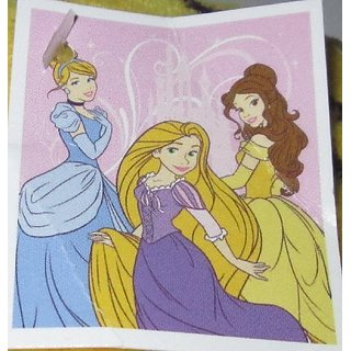 Princesses Disney Cuddle Fleece Throw - 50 Inches By 60 Inches