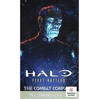 Halo: Fleet Battles: UNSC Commander Pack HFUN01