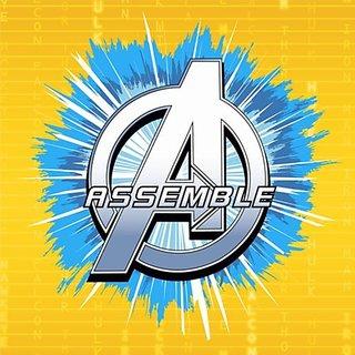 Avengers Assemble Beverage Napkin Napkins (16 per package)