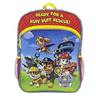 Accessory Innovations Paw Patrol Ruff Ruff Rescue Backpack