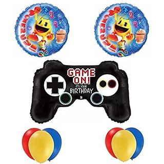 PAC-MAN Game on Balloon Set