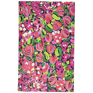 Punch Studio Hard Cover Bungee Journal, #95082 Butterfly, 6.75 X 4.75 Inches