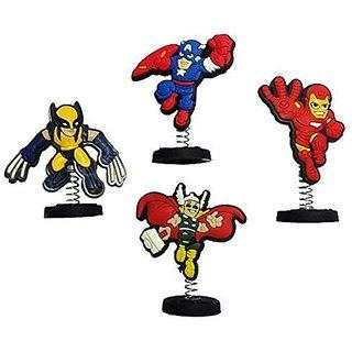 Avengers Mini Figures 4 Pcs Set #1