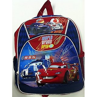Small Backpack - Disney - Cars - World Grand Prix